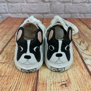 KATE SPADE BOSTON TERRIER LUCIE Dog Sneakers 10